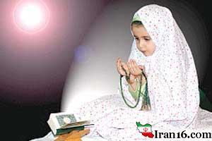 توصیه ای برای نماز خوان شدن فرزندان