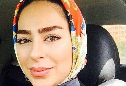 سمانه پاکدل در چالش سمانه پاکدل در چالش عکس بودن آرایش عکس بازیگران در چالش عکس بدون آرایش