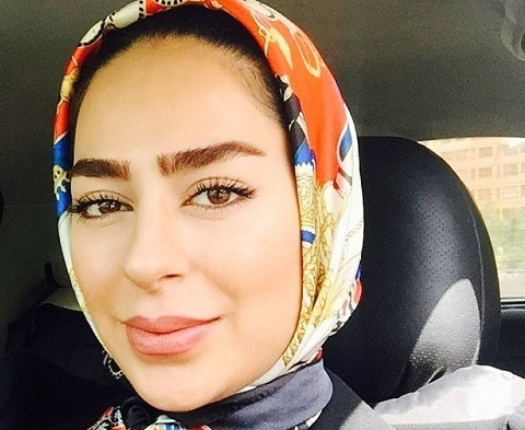 سمانه پاکدل در چالش عکس بدون آرایش ؛ عکس
