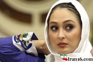 الهام حمیدی و چهارشنبه سوری !!