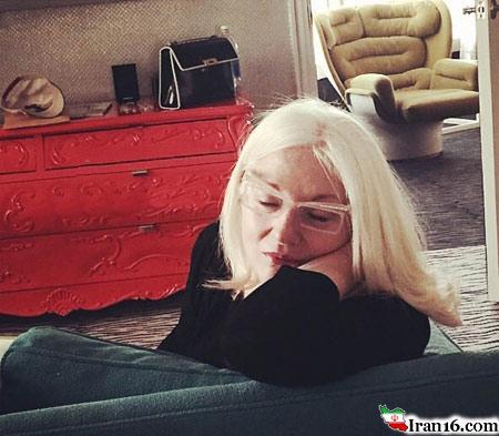 شباهت جالب لیدی گاگا به مادرش!؟ + عکس