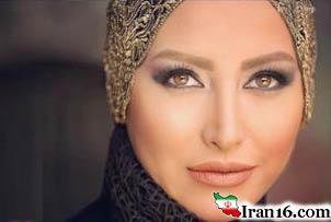 اخبار,اخبار فرهنگی و هنری,مدل شدن فریبا نادری