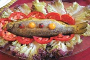 دستور تهیه ماهی شکم پر