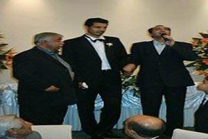پرخرج ترین ازدواج فوتبالیست در ایران + عکس