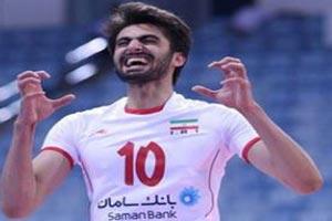 ماجرای دست زدن والیبالیست مشهور ایران به زن کره ای + عکس