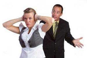 کارهای بد بعد از دعوای زناشویی