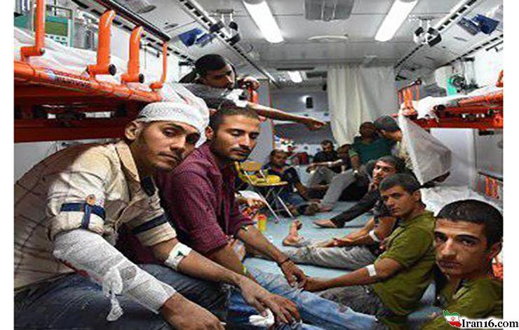 فیلم سقوط مرگبار اتوبوس سربازان به دره نیریز