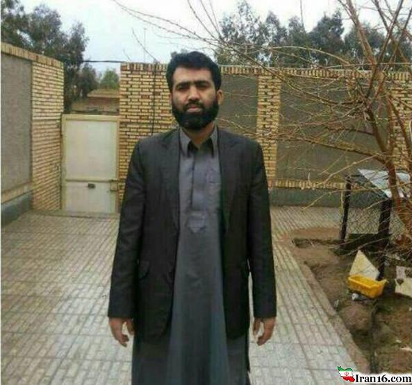دانشجوی نخبه ایرانی ،داعشی که دستگیر شد + عکس