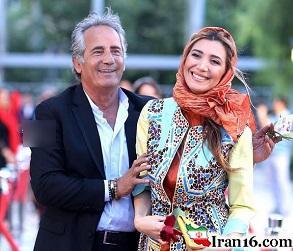 تیپ بدحجاب بازیگران در جشن سینمایی حافظ +آلبوم عکس