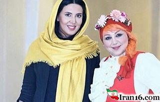 حجاب بازیگران زن ایرانی