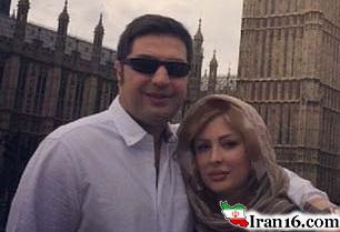 خوشگذرانی بازیگران زن و مرد ایرانی در خارج کشور (1)+ تصاویر