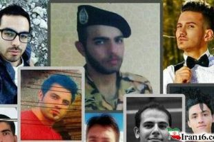 سربازان کشته شده