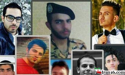 تصاویر دیده نشده از سربازان کشته شده