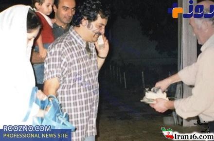 عروسی محراب قاسم خاني با شقایق دهقان+عکس