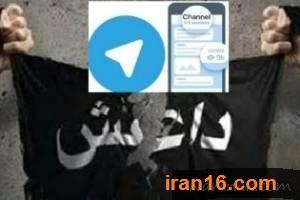 فروش دختر زیبا در تلگرام داعش + عکس
