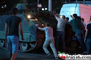 واکنش بازیگران و هنرمندان به کودتای ترکیه + اینستاپست