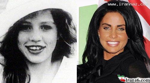 هنرمندان مشهور جهان، قبل و بعد از معروفیت! /تصاویر