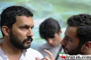 تجمع حامد بهداد و نوید محمدزاده در مقابل بیمارستان جم! عکس