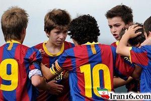 کار زشت باشگاه بارسلونا با خانوادههای ایرانی!