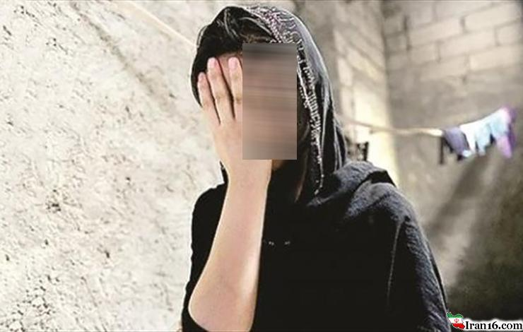 فرار دختربچه تهرانی بخاطر دیدن صحنه باورنکردنی از مادر برهنه در خانه