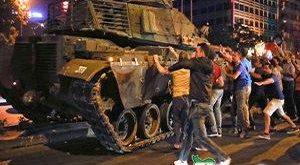 کودتای ترکیه, شوخیهای اینترنتی با کودتای ترکیه