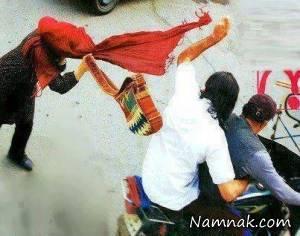 مزاحمت برای زنان