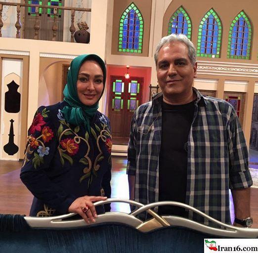 واکنش الهام حمیدی به نظرهای کاربران درباره ازدواج و جدایی اش!+تصاویر