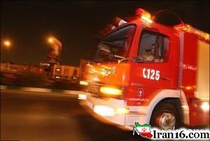 آتش سوزی دانشگاه , دانشگاه آزاد تهران شمال , حادثه دانشگاه آزاد تهران شمال