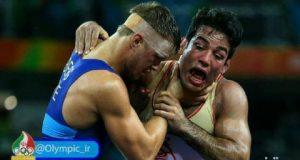 المپیک, المپیک ریو, حبیب الله اخلاقی, کشتی فرنگی