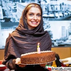 جشن تولد الیکا عبدالرزاقی در برنامه دورهمی + عکس