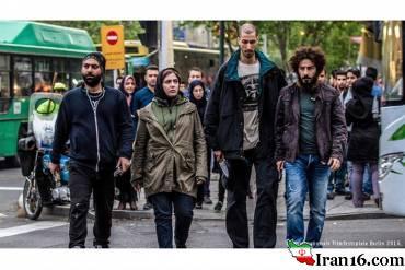 بلندقدترین بازیگر سینمای ایران را ببینید (عکس)
