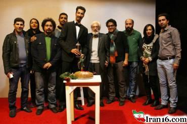 بلندقدترین بازیگر سینمای ایران
