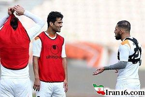 تیم ملی فوتبال آدیداس میپوشد