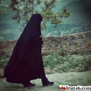 اس ام اس های زیبا و معنی دار برای دختر چادری با حجاب