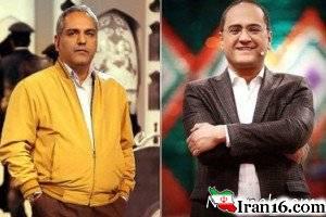 جنجال ترک سیگار رامبد جوان و سیگار کشیدن مهران مدیری