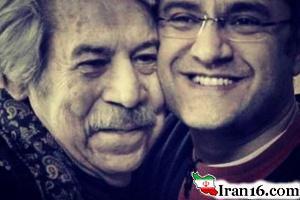 واکنش رامبد جوان به درگذشت داود رشیدی+ عکس