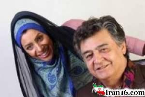 ماجرای آشنایی و ازدواج رضا رویگری و همسرش + تصاویر