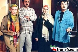 سریال های منشوری, بازیگران مهاجر ایرانی