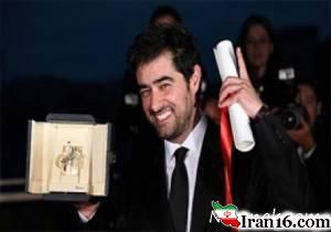 ناگفته های شهاب حسینی از جایزه جشنواره کن