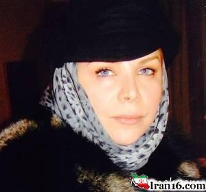 شیوا خنیاگر و همسر سابقش + عکس