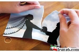 درخواست طلاق همسر بازیگر مشهور