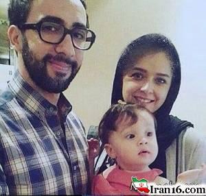 علی منصور همسر ترانه علیدوستی بازیگر شد + عکس