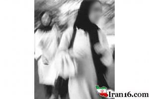 فیلم های شیطانی از آزار و شکنجه ۲ دختر داخل خودرو