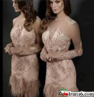 کلکسیون شیکترین لباس مجلسی کوتاه 2016 در اینستاگرام