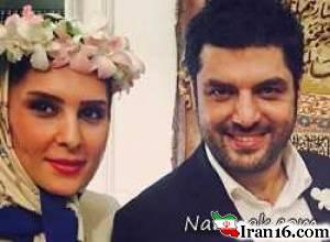 سفر ماه عسل سام درخشانی و همسرش + تصاویر