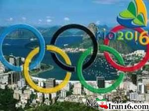 برنامه مسابقات المپیک 2016 ریو + جدول
