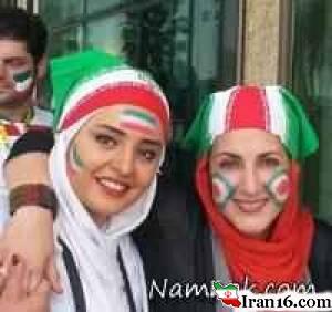 تکذیب ازدواج نرگس محمدی و سام درخشانی + تصاویر