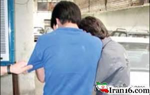 همزاد فوتبالیست لیگ برتری دستگیر شد