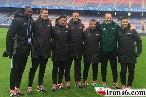 فغانی داور فینال فوتبال المپیک 2016 شد