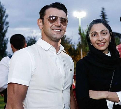 بازیگران مطرح ایرانی در کنار همسرانشان + تصاویر